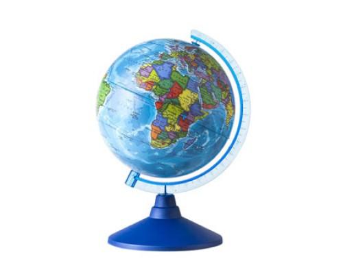 Глобус политический d=150мм с подсветкой