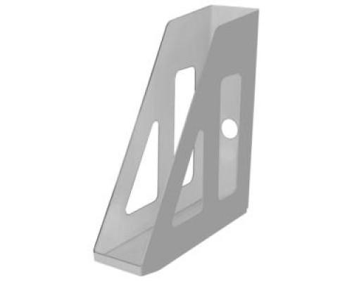 Лоток вертикальный Стамм Актив 70мм серый ЛТ510