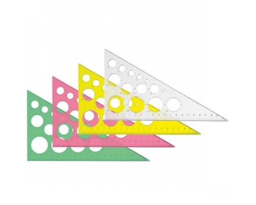 Треугольник Стамм 19*30 град с окружностями ТК110