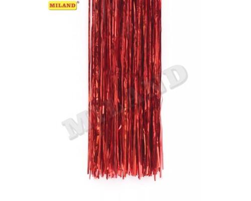 Дождик Миленд Мерцающие огни красный НУ-6496