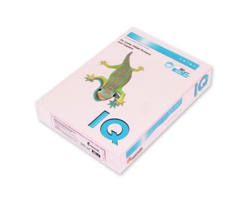 Бумага офисная IQ Color 80г OPI74 А4 500л роз.фламинго Mondi