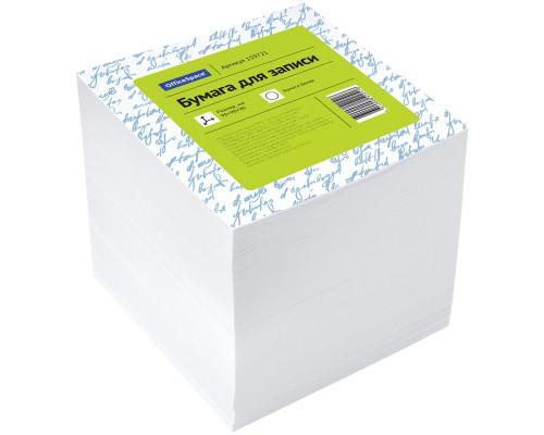 Блок бумаги Спейс 9*9см 1000л белый КБ9-10 Бн
