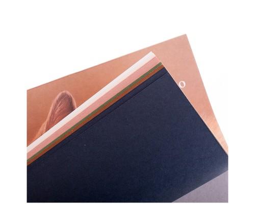 Планшет для пастели А3 15л Теплые цвета ПЛ-8886