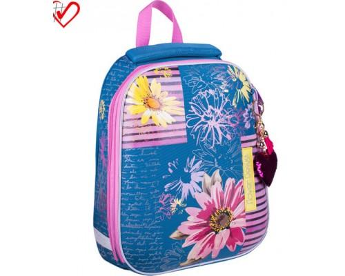 Ранец Berlingo Expert Simply flowers 37*28*16 2отд 1 карм RU045010