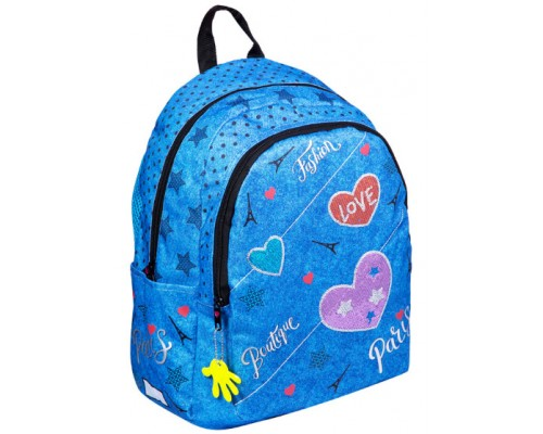 Рюкзак Berlingo Joy Glamorous 40.5*27*17см 2отд RU045703