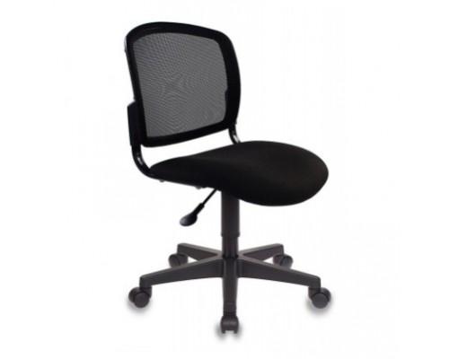 Кресло Бюрократ CH-296NX 15-21 спинка сетка черный сиденье черный