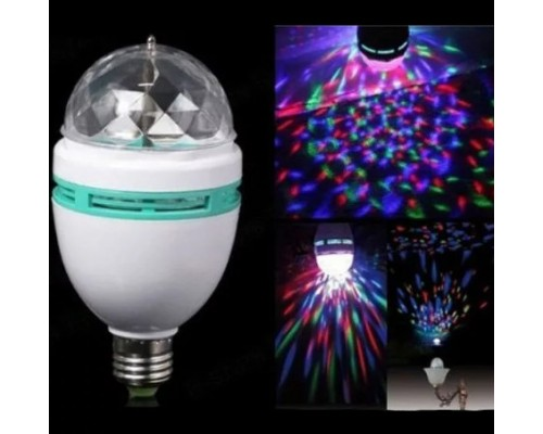 Светильник-проектор Лампа Хрустальный шар 10см Миленд УД-0918