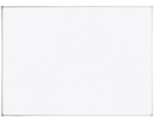 Доска магнитно-маркерная 90*120см Спейс ПВХ рамка полочка MR_20414