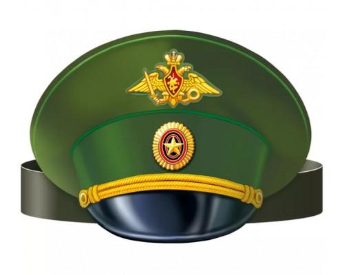 Украшение Ободок Фуражка (сухопутные войска) ИмП 450