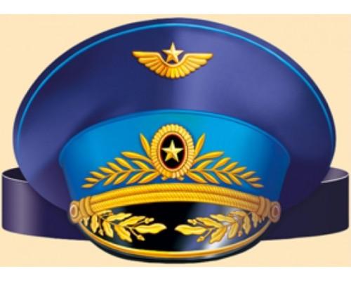 Украшение Ободок Фуражка (авиация) ИмП 450