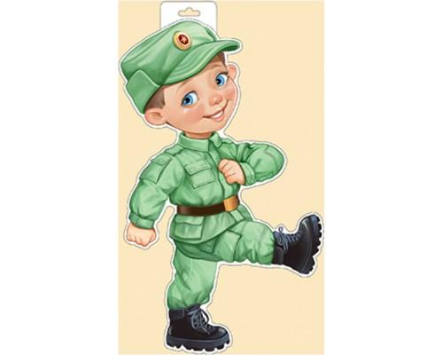 Плакат ИмП 933 Военный мальчик 29.977.00