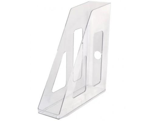 Лоток вертикальный Стамм Актив 70мм прозрачный