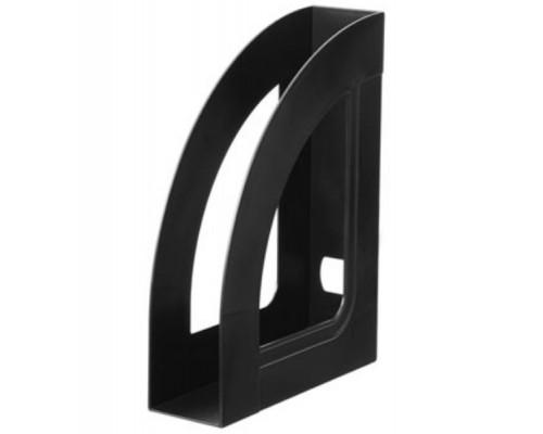 Лоток вертикальный Стамм Респект 70мм глянцевый черный