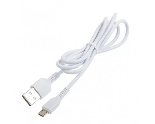 Кабель USB Micro V8 Xiaomi 2А 1м белый