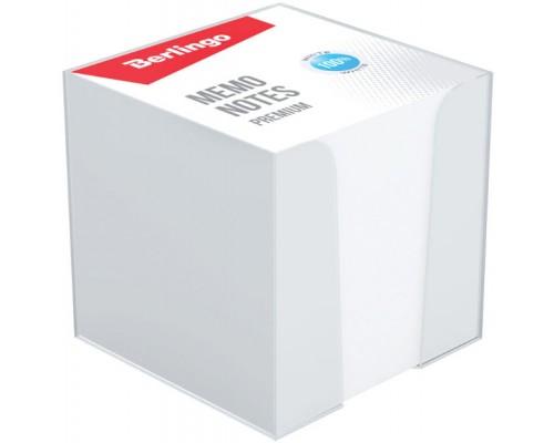 Блок бумаги Berlingo 9*9*9 белый 100% белизна в стакане