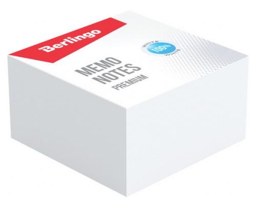 Блок бумаги Berlingo 9*9*4,5 белый 100% белизна