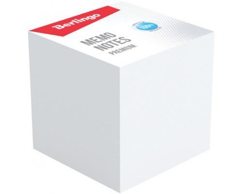 Блок бумаги Berlingo 9*9*9 белый 100% белизна
