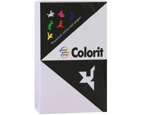 Бумага офисная Colorit А4 160г/м 250л лиловый