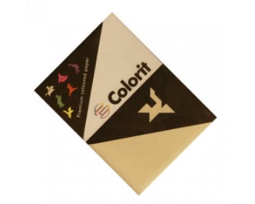 Бумага офисная Colorit А4 80г/м 500л темно-песочный
