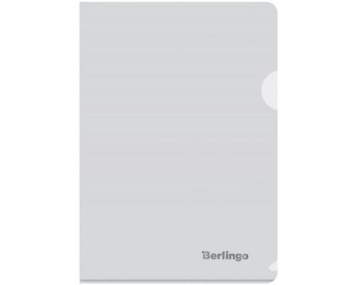 Папка-уголок Berlingo А5 180мкр прозрачная