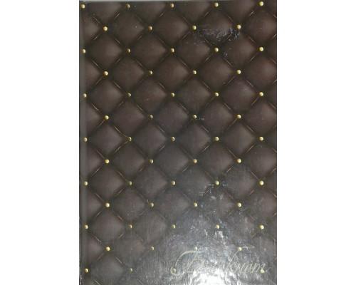 Блокнот КП А6 80л тв.обл БТ6-80-4 Черная кожа