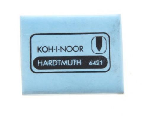 Ластик-клячка Koh-i-noor для мягких карандашей и растушевки голубой 6421/18