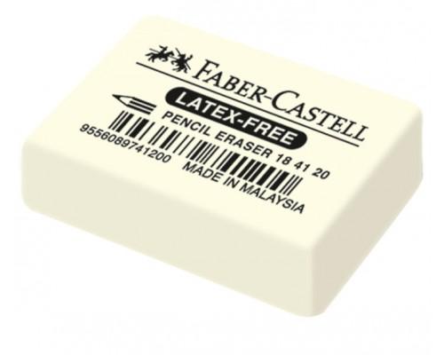 Ластик Faber Castell 7041 каучук 40*27*10мм FC184120