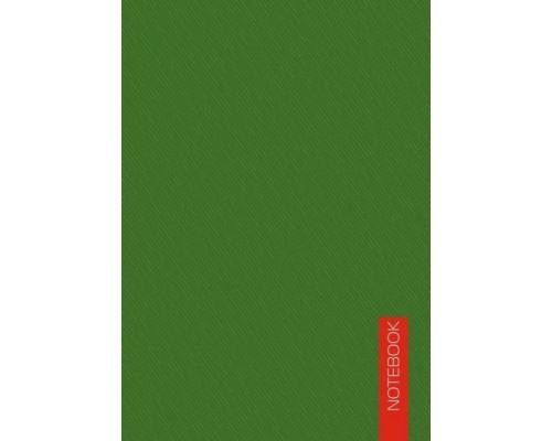 Блокнот КЭ А6 40л Зеленый склейка БСК64032
