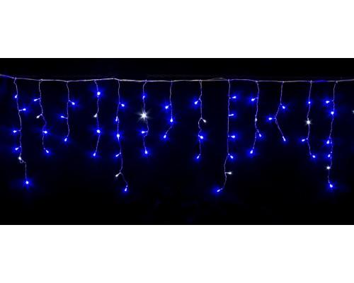 Гирлянда В 51 led бахрома синий flash-w пр.пр 1,8*06*0,4*0,3м соед. IP20 576