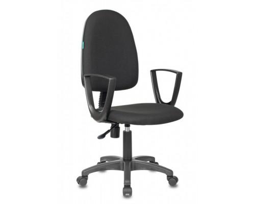 Кресло Бюрократ CH-1300N/3С11 Престиж+ черное
