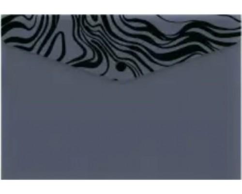 Папка-конверт А7 Феникс Серая 53230