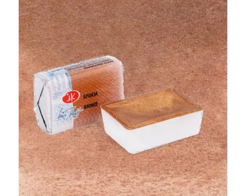 Акварель металлик бронза кювета 1911963