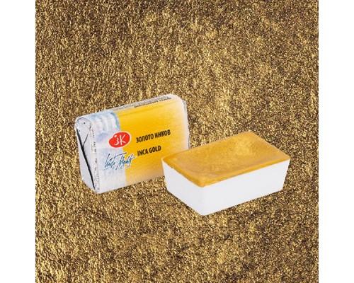 Акварель металлик золото инков кювета 1911969