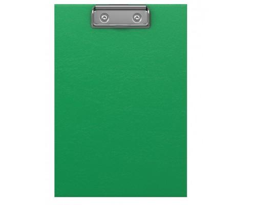 Планшет ЕК А5 Standart с верхним зажимом зеленый ЕК49447
