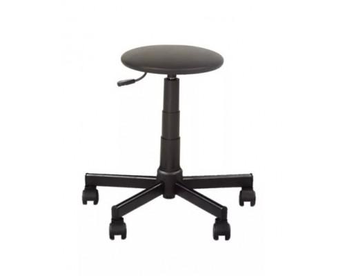 Кресло Стул В-4 Черное кожзам