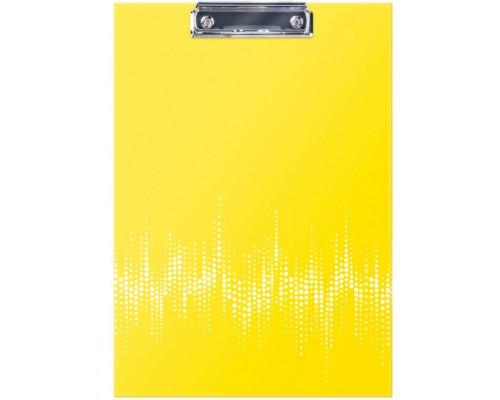 Планшет Berlingo А4 Neon ламинир желтый неон
