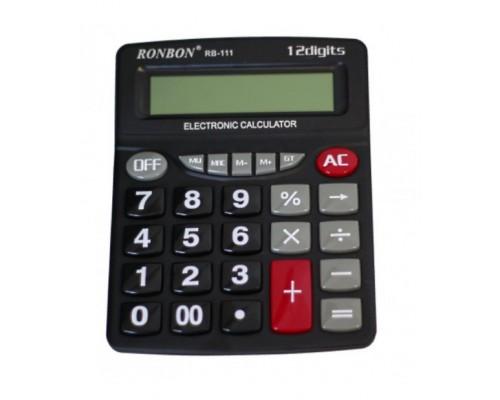 Калькулятор 12-разряд.RB-111 20*16см