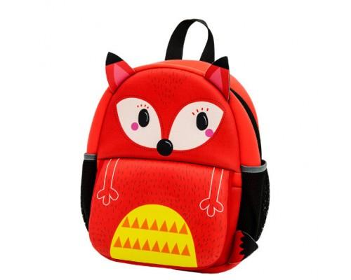 Рюкзак Berlingo Kids Foxy 29*22*9см 1отд 3 кар RU06004