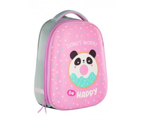 Ранец Спейс SF Happy Panda 39*30*18см 2отд 1 карман анатомическая спинка Uni_17673