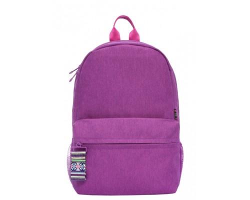 Рюкзак Grizzly RX-942-1/1 29*41*18см 1отд 3кар фиолетовый