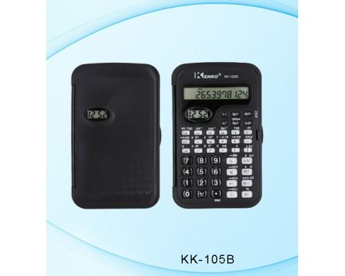 Калькулятор 10-разряд.КК-105В 13*7см