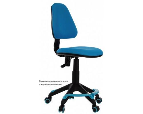 Кресло Бюрократ KD-4-F/TW-55 голубой
