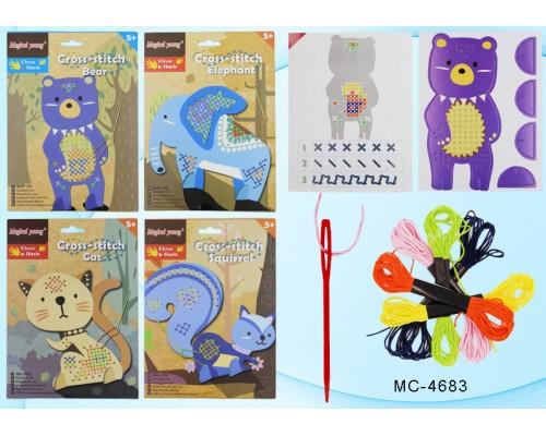 Набор для вышивания 23,5*18см Basir МС-4683