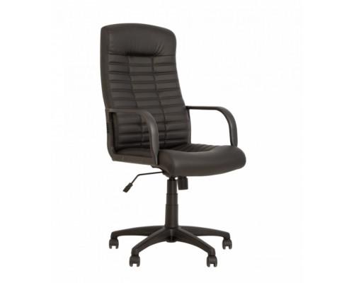 Кресло Босс KD TILT PL64 ECO-30 Черное кохзам