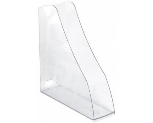 Лоток вертикальный Стамм Вектор прозрачный