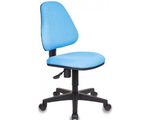 Кресло Бюрократ KD-4/TW-55 голубой