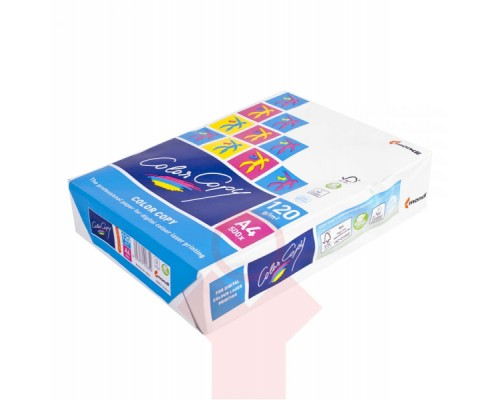 Бумага офисная Color copy 120г А4 250л Mondi