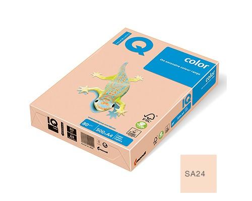 Бумага офисная IQ Color 80г SA24 А4 500л тем-кремовый Mondi