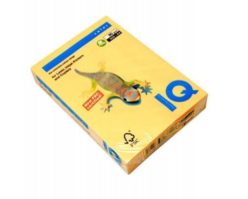 Бумага офисная IQ Color 80г GO22 А4 500л золотистый Mondi