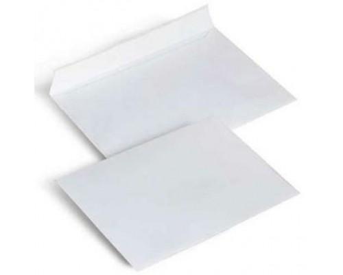 Конверт 114*162 белый отрыв лента